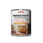 Latex L4 — твердое масло для дерева (без растворителей)