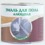«ПФ-266» — эмаль для деревяных полов на основе алкидного лака