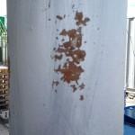 Механическая очистка и грунтование конструкции (8)