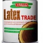 Latex Trade – покрывной антисептик на полимерной основе